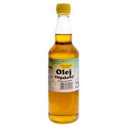 Dobry olej rzepakowy do smażenia 500ml