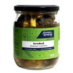 Kiszony brokuł 550g