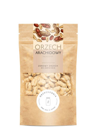 Orzechy arachidowe prażone 100g Orzechownia