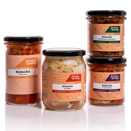 Pikantny Zestaw Kimchi